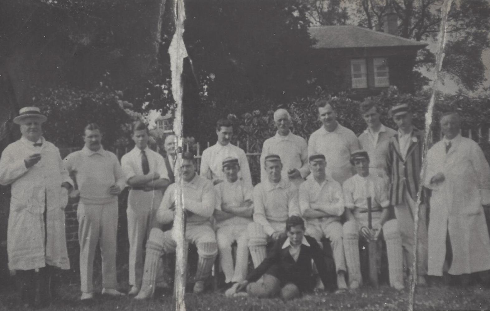 1919-Hadleigh CC