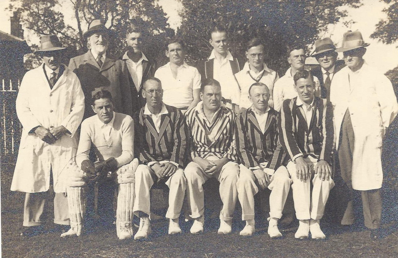1920-Thundersley CC