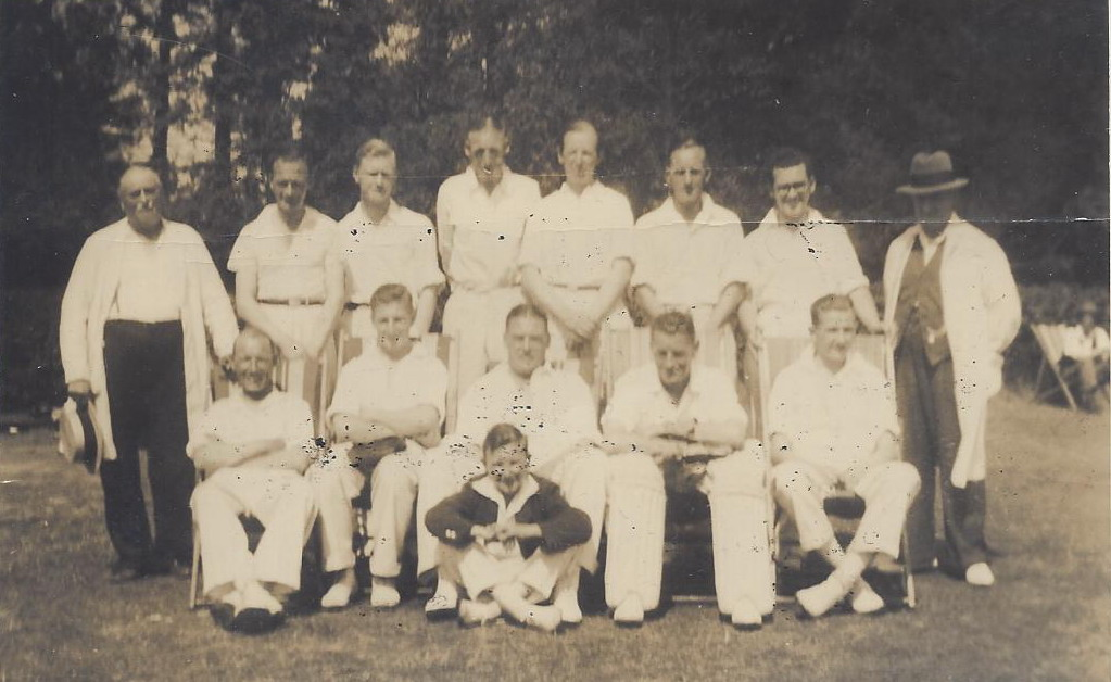 1946-Hadleigh CC