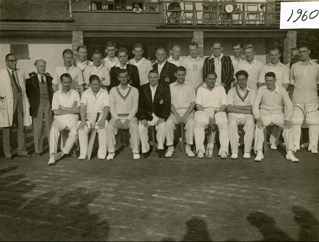 1960 – Benefit Match v Essex