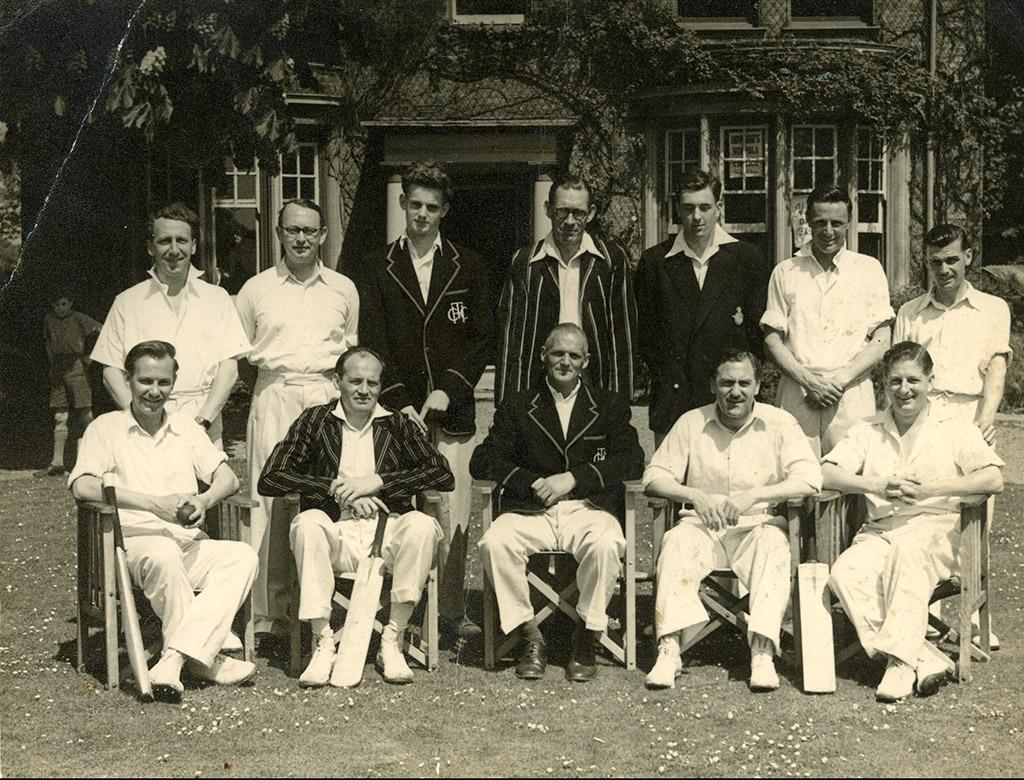 H&TCC 1st XI – c. 1959