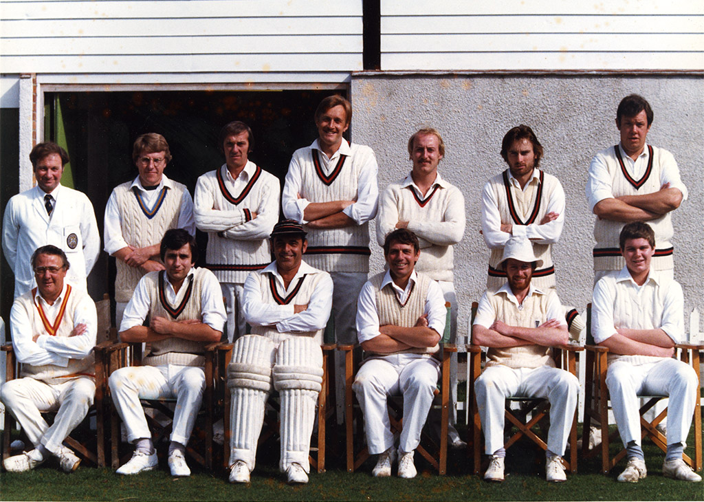 H&TCC SUNDAY 2ND XI – 1981