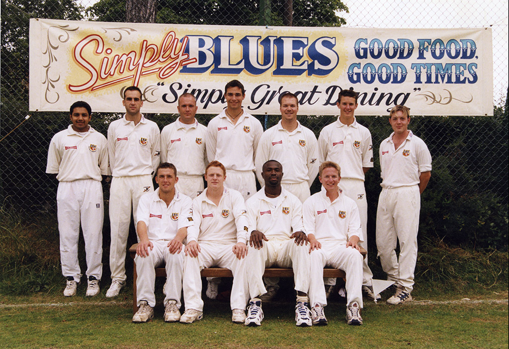H&TCC Saturday 1st XI - 2007