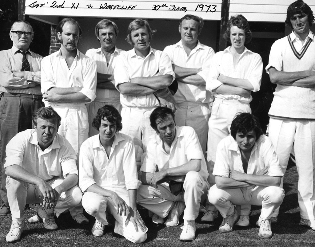 H&TCC Saturday 2nd XI - 1973