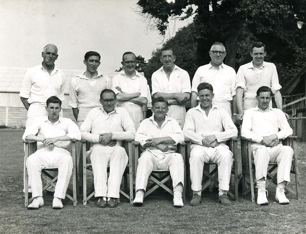 Hadleigh & Thundersley Cricket Club Wednesday XI 1965