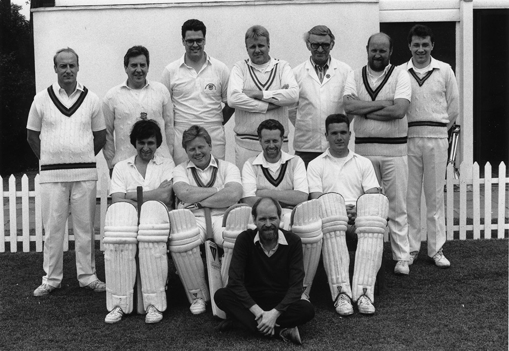 Saturday 1st XI 1991