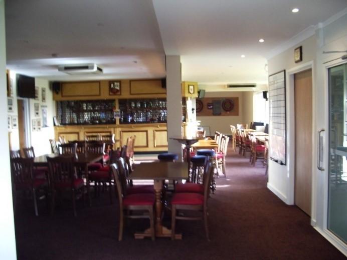 hadleigh and thundersley cricket club bar