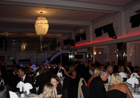 Annual Dinner Dance at the Arlington Rooms